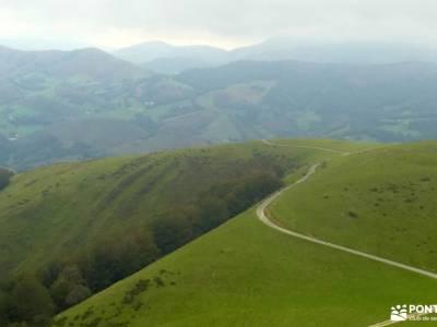 Selva de Irati - Puente del Pilar calzada romana cercedilla hiking madrid hoces del duraton piragua